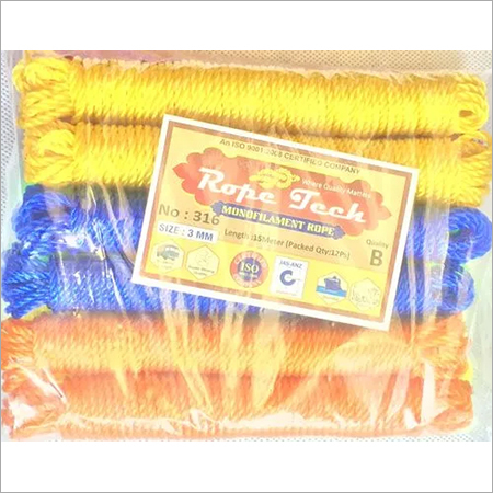 Next To Virgin Cloth Drying Rope 3MM 15meter