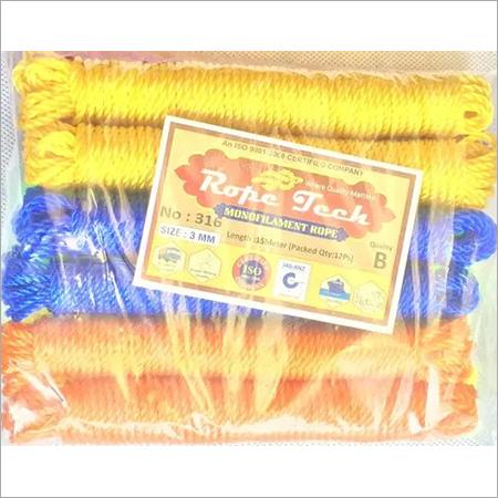 Virgin Cloth Drying Rope 3MM 15meter