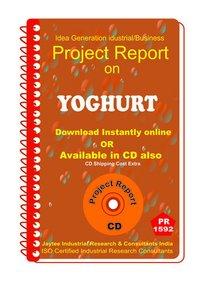 Yoghurt II manufacturing Project Report eBook
