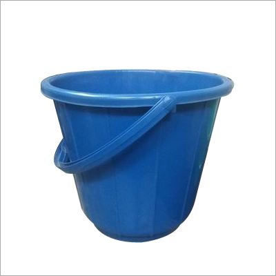 Plastic handle Bucket