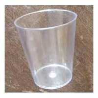 Disposable Crystal Glass
