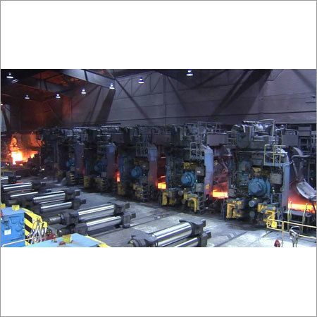 Steel Rolling Mills Machinery
