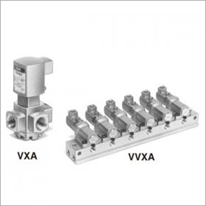 Direct Air Operated 3 Port Valve VXA3