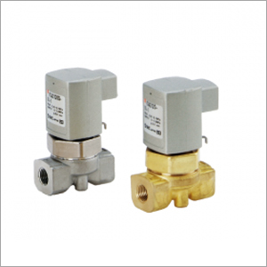 2-3 Port Solenoid - Air Operated Valves