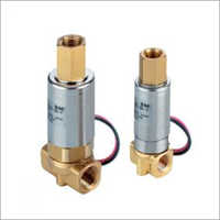 Compact Direct Operated 3 Port Solenoid Valve