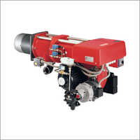 Natural Gas Dual Fuel Burner