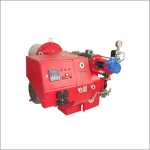 Modulating Heavy Oil Burner