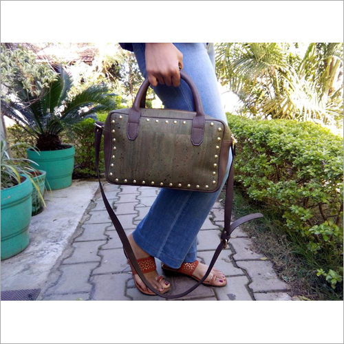 Olive Green Celeste Duffel Bag