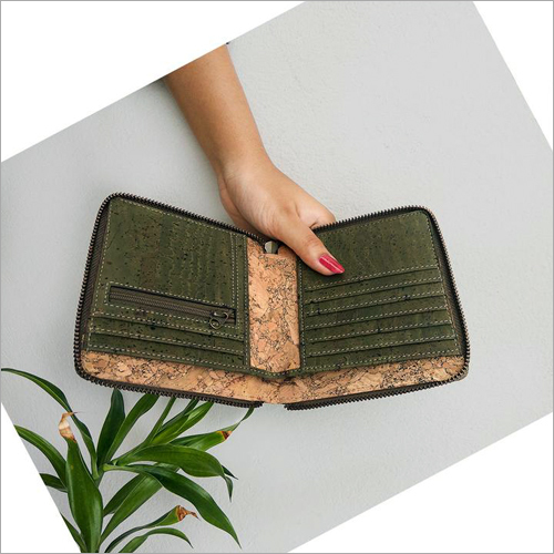 Ladies Geo Wallet