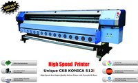 CK8 KONICA 512 I HIGH SPEED PRINTER