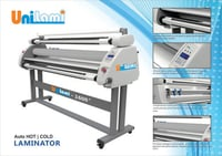 HOT AND COLD  LAMINATION