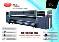 ROLL TO ROLL UV 3200