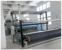 Artificial Turf Gumming & Drying Production Line