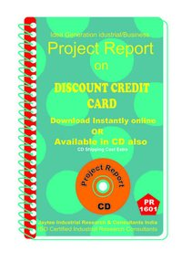 Discount Credit Card Project Report eBook