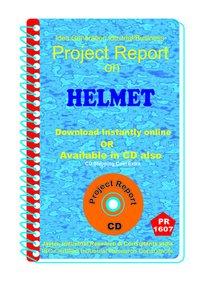 Helmet II manufacturing Project Report eBook