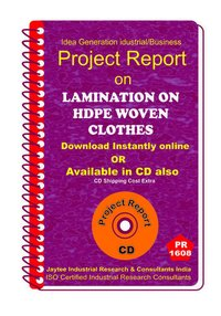 Lamination on Hope Woven Clothes manufacturing eBook