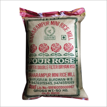 50Kg Biriyani & Ghee Rice Four Rose Brand
