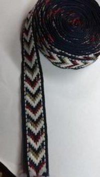 Jacquard Polyester Ribbon