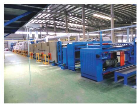 Carpet Pre-coated Drying Production Line