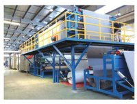 Carpet PVC Coating & Plasticizing Production Line