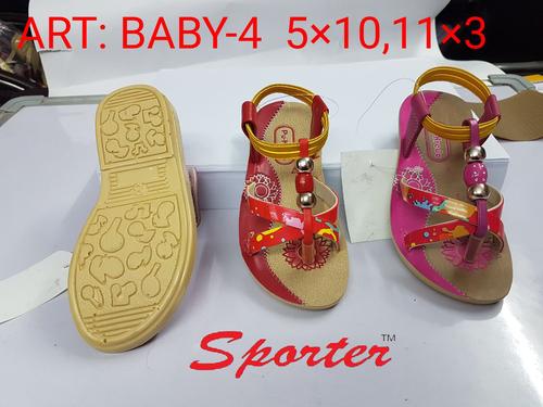 Sporter Kids Multicolor Baby Girls Fashion Sandals Sporter Kids Multicolor Baby Girls Fashion Sandals Exporter Manufacturer Distributor Supplier Delhi India
