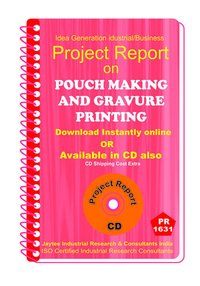 Pouch making and Gravure Printing II manufacturing eBook