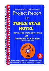 Three Star Hotel III Establishment Project Report eBook