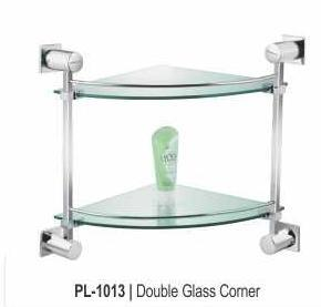 Double Glass Corner
