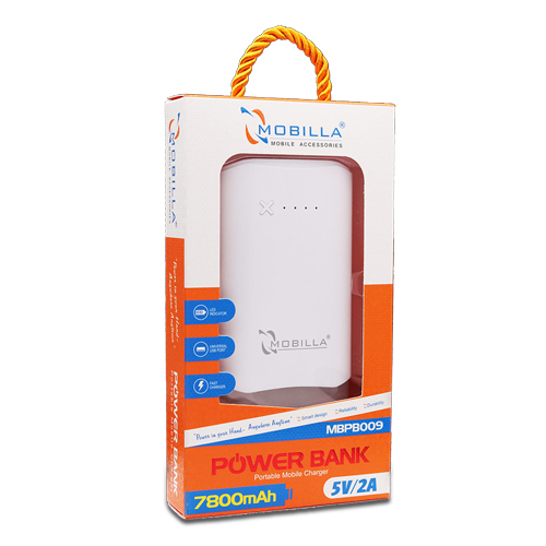 POWER BANK 7800mAh (009)
