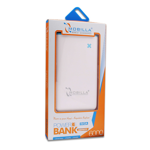 POWER BANK 6000mAh (032) POLY