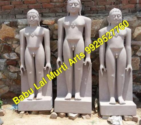 Digambar Jain Statue
