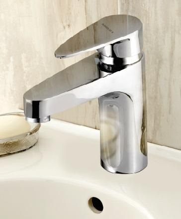Single Lever Basin Mixer2