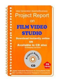 Film Video Studio establishment Project Report eBook