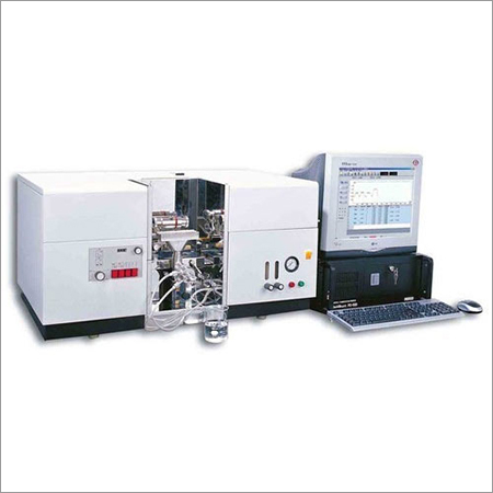Atomic Absorption Spectrometer