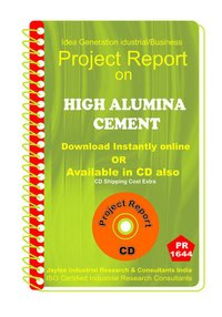 High Alumina Cement II manufacturing Project Report eBook