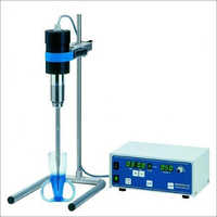 Ultrasonic Homogenizers