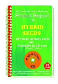 Hybrid Seeds Part C manufacturing Project Report eBook