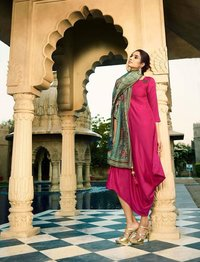 sethnic cream leenga style salwar kameez handwork wedding dresses
