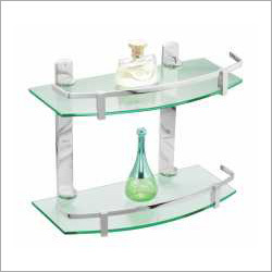 Forway Double Glass Shelf