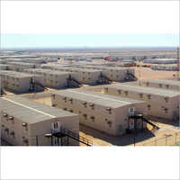 Prefabricated Staff Accommodation Structures