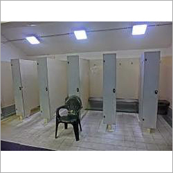 Changing Room Partition