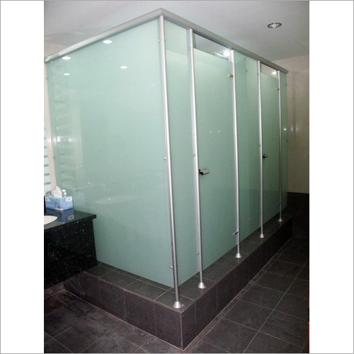 Glass Cubicle Partition