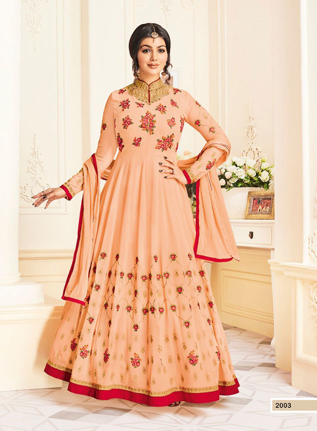 sethnic heavy wedding anarkali suit wholesale rate bulk orders