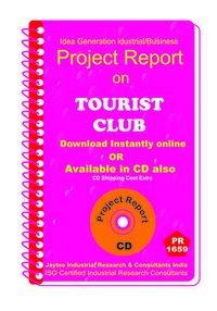 Tourist Club Part C establishment Project Report eBook