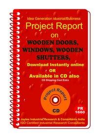 Wooden Doors , Windows , Wooden Shutters manufacturing eBook