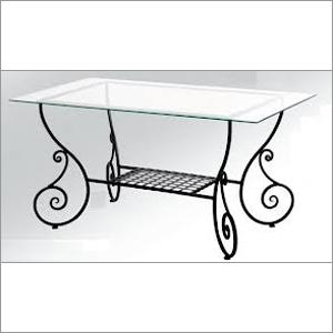 Iron Center Table