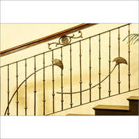 Iron Gate Railing