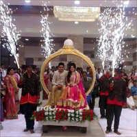 Indian Varmala Stage