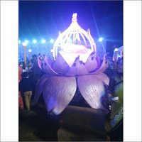 Lotus Varmala Stage