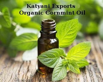 Organic Cornmint Oil